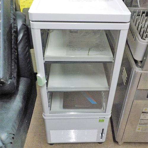 【中古】冷蔵温蔵ショーケース サンデン AG-H63WM-C 幅437×奥行445×高さ982 【送料無料】【業務用】