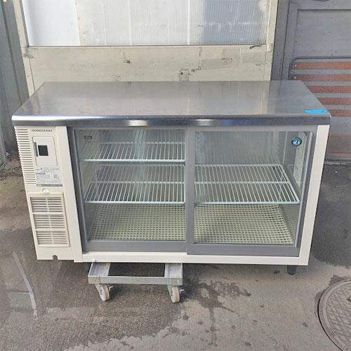 【中古】冷蔵ショーケース ホシザキ RTS-120STBS 幅1200×奥行450×高さ800 【送料別途見積】【業務用】