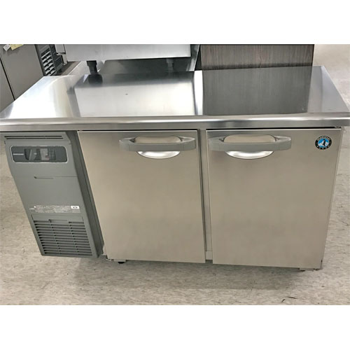 【中古】冷蔵コールドテーブル ホシザキ RT-120MTCG 幅1200×奥行450×高さ800 【送料別途見積】【業務用】