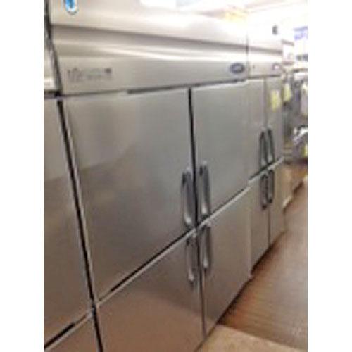 【中古】縦型冷蔵庫 ホシザキ HR-150ZT3-ML 幅1500×奥行650×高さ1890 三相200V 【送料別途見積】【業務用】