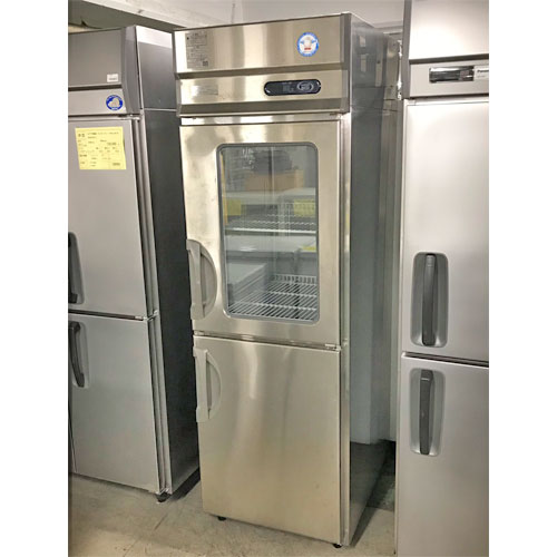 【中古】縦型冷蔵庫 フクシマガリレイ(福島工業) ARD-060RM 幅610×奥行800×高さ1950 【送料別途見積】【業務用】