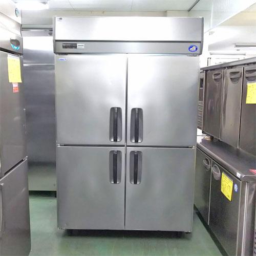 【中古】冷凍冷蔵庫 パナソニック(Panasonic) SRR-J1281CVSA 幅1200×奥行800×高さ1950 【送料別途見積】【業務用】