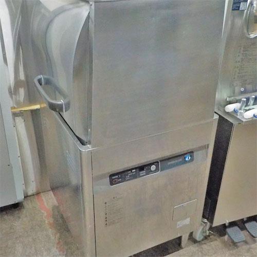 【中古】食器洗浄機 ホシザキ JWE-450WUB3 幅600×奥行600×高さ1350 三相200V 【送料無料】【業務用】