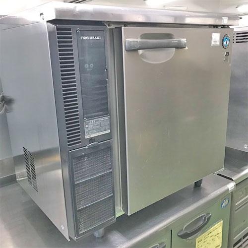 【中古】冷蔵コールドテーブル ホシザキ RT-80SNE1 幅800×奥行650×高さ800 【送料無料】【業務用】