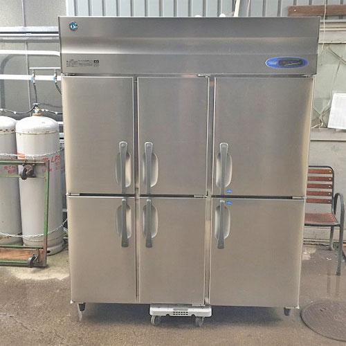 【中古】冷凍冷蔵庫 ホシザキ HRF-150ZFT3-6D 幅1500×奥行650×高さ1910 三相200V 【送料別途見積】【業務用】