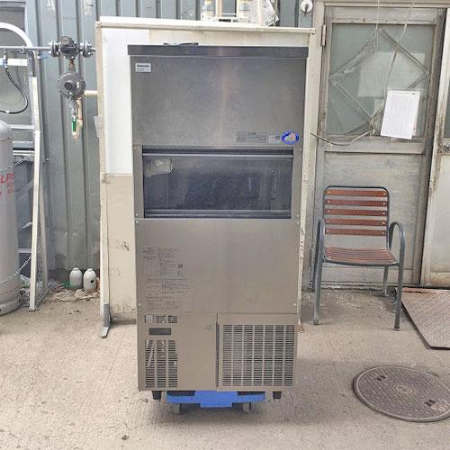 【中古】製氷機(スモール氷) パナソニック(Panasonic) SIM-S241VNS 幅700×奥行670×高さ1610 三相200V 【送料別途見積】【業務用】
