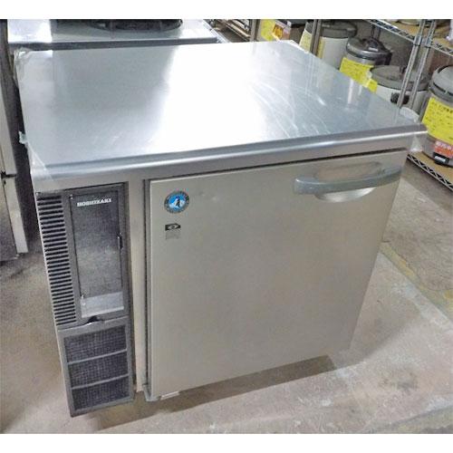 【中古】冷凍コールドテーブル ホシザキ FT-80SNE1 幅630×奥行800×高さ800 【送料無料】【業務用】