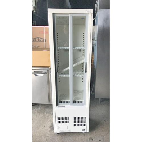 【中古】冷蔵ショーケース パナソニック(Panasonic) SMR-S75B 幅460×奥行450×高さ1517 【送料別途見積】【業務用】