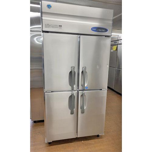 【中古】冷凍冷蔵庫 ホシザキ HRF-90ZT 幅900×奥行650×高さ1890 【送料別途見積】【業務用】