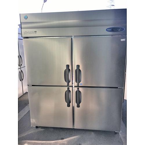 【送料別途見積】【業務用】 【中古】縦型冷凍冷蔵庫 HRF-150ZT3 三相200V ホシザキ 幅1500×奥行650×高さ1890