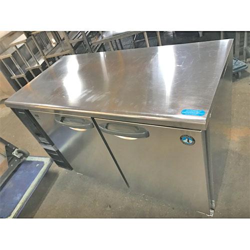 【中古】冷蔵コールドテーブル ホシザキ RT-120PNE1 幅1200×奥行600×高さ800 【送料無料】【業務用】