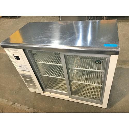 【中古】台下冷蔵ショーケース ホシザキ RTS-90STB2 幅900×奥行450×高さ800 【送料無料】【業務用】
