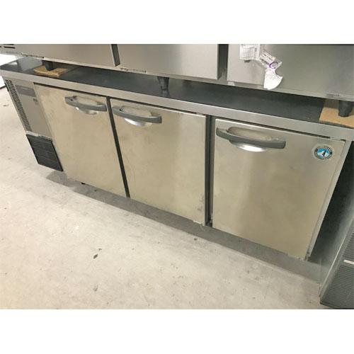 【中古】冷蔵コールドテーブル ホシザキ RT-180SNE-ML 幅1800×奥行600×高さ800 【送料無料】【業務用】