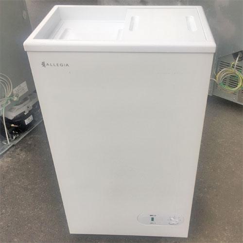 【中古】冷凍ストッカー スライド扉 A&R AR-BD43 幅495×奥行315×高さ866 【送料別途見積】【業務用】