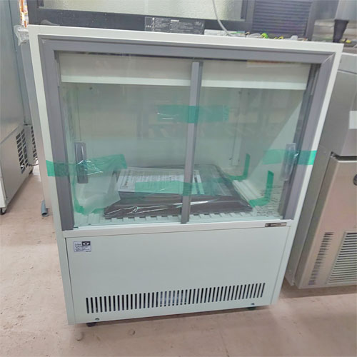 【中古】冷蔵ショーケース サンデン VRS-U35XE 幅633×奥行435×高さ796 【送料無料】【業務用】