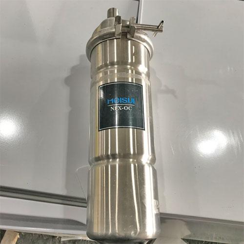 【中古】浄水器 メイスイ NFX-OC 幅104×奥行104×高さ384 【送料別途見積】【業務用】