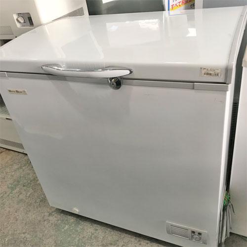 【中古】冷凍ストッカー SIS WBST-250-G 幅880×奥行580×高さ940 【送料別途見積】【業務用】
