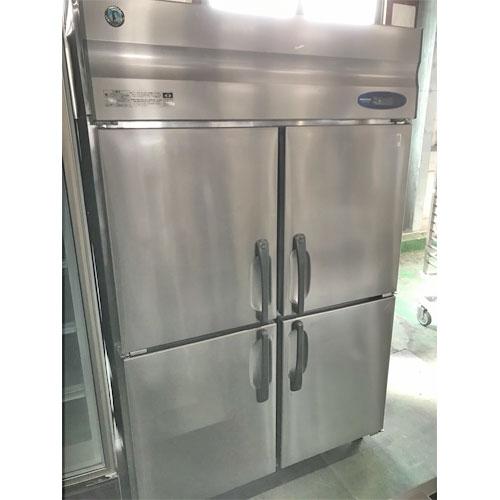 縦型冷蔵庫 ホシザキ HR 120ZT3 幅1200×奥行650×高さ1890 三相200V送料無料業務用80POknw