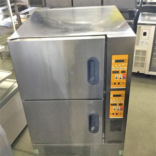 【中古】ドゥコンディショナー フクシマガリレイ(福島工業) QBD-208DCLS-ML 幅700×奥行800×高さ1093 三相200V 【送料無料】【業務用】