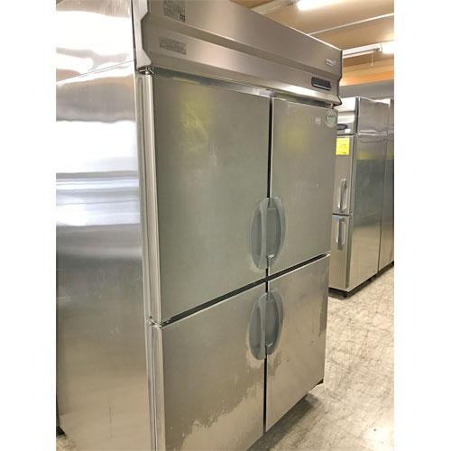 【中古】冷蔵庫 フクシマガリレイ(福島工業) IRD-40RMTA1 幅1200×奥行800×高さ1950 三相200V 【送料別途見積】【業務用】