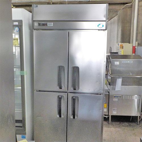 【中古】冷蔵庫 パナソニック(Panasonic) SSR-J981VSA 幅900×奥行800×高さ1950 【送料別途見積】【業務用】