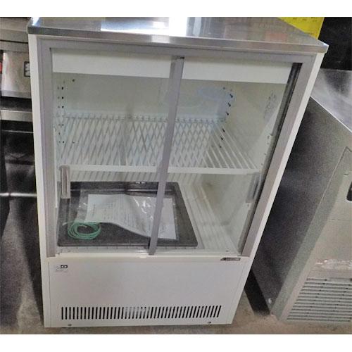 【中古】冷蔵ショーケース サンデン VRS-35XE 幅633×奥行435×高さ986 【送料無料】【業務用】