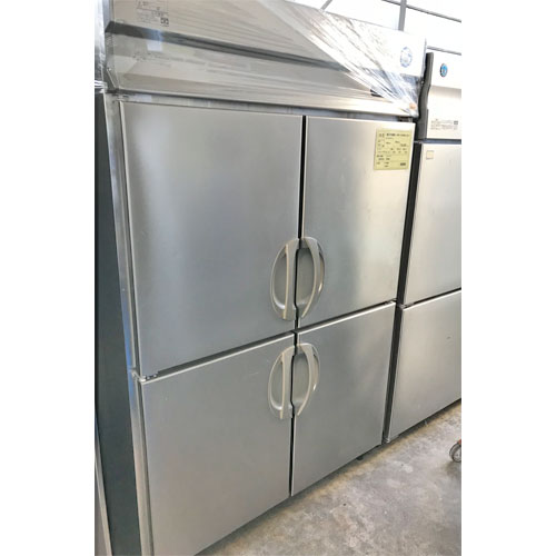 【中古】縦型冷蔵庫 フクシマガリレイ(福島工業) ARN-120RMD 幅1200×奥行650×高さ1950 【送料別途見積】【業務用】
