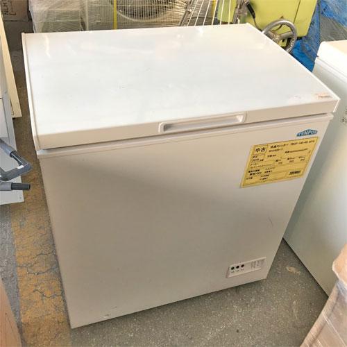 【中古】冷凍ストッカー テンポスオリジナル TBCF-140-RH 幅755×奥行565×高さ840 【送料別途見積】【業務用】
