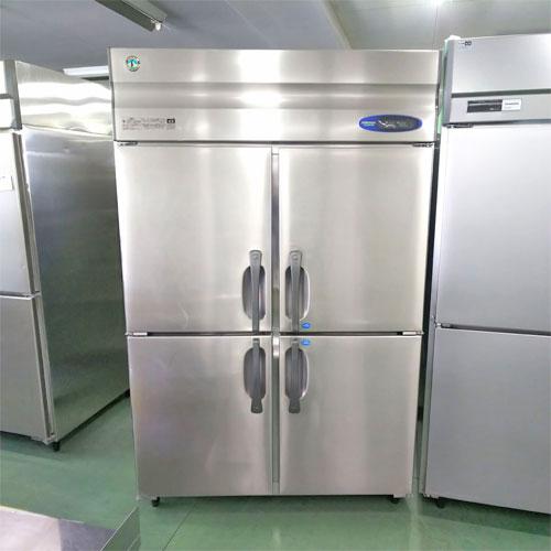 【中古】冷凍冷蔵庫 ホシザキ HRF-120ZF 幅1200×奥行800×高さ1910 三相200V 【送料別途見積】【業務用】