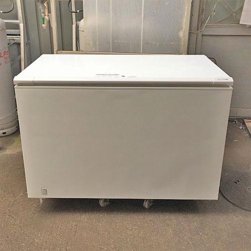 【中古】冷凍ストッカー サンデン SH-500XC 幅1350×奥行730×高さ900 【送料別途見積】【業務用】