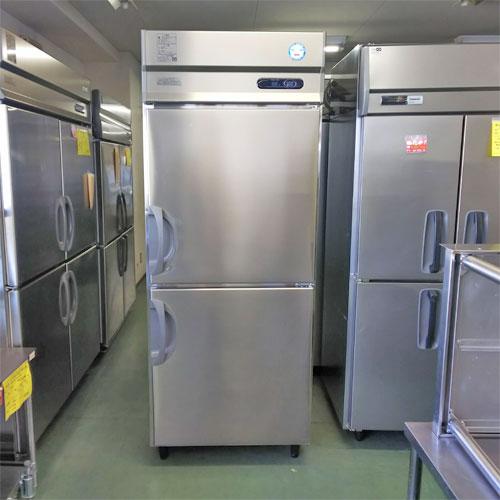 【中古】冷蔵庫 フクシマガリレイ(福島工業) ARD-080RM 幅755×奥行800×高さ1950 三相200V 【送料別途見積】【業務用】