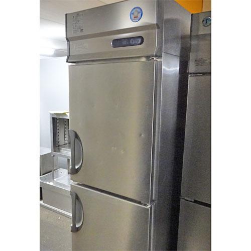 【中古】縦型冷凍庫 フクシマガリレイ(福島工業) ARN-062FM 幅610×奥行650×高さ1950 【送料別途見積】【業務用】