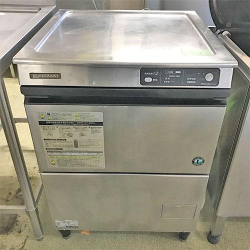 【中古】食器洗浄機 ホシザキ JWE-400TUA 幅600×奥行600×高さ850 【送料別途見積】【業務用】