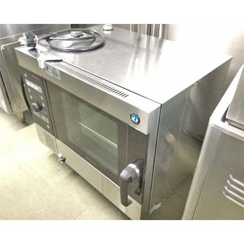 【中古】スチームコンベクションオーブン ホシザキ MIC-5TB3-R 幅780×奥行570×高さ700 三相200V 【送料別途見積】【業務用】