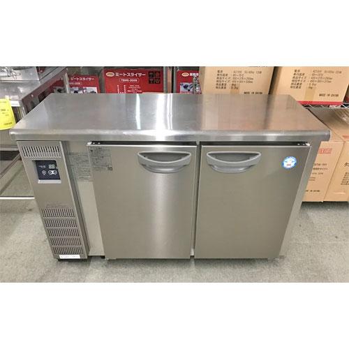 【中古】冷凍コールドテーブル フクシマガリレイ(福島工業) TMU-42FE2 幅1200×奥行450×高さ800 【送料別途見積】【業務用】