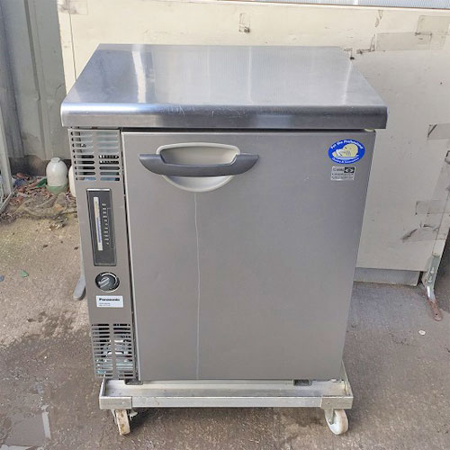 【中古】冷蔵コールドテーブル パナソニック(Panasonic) SUR-G641A 幅600×奥行450×高さ800 【送料別途見積】【業務用】