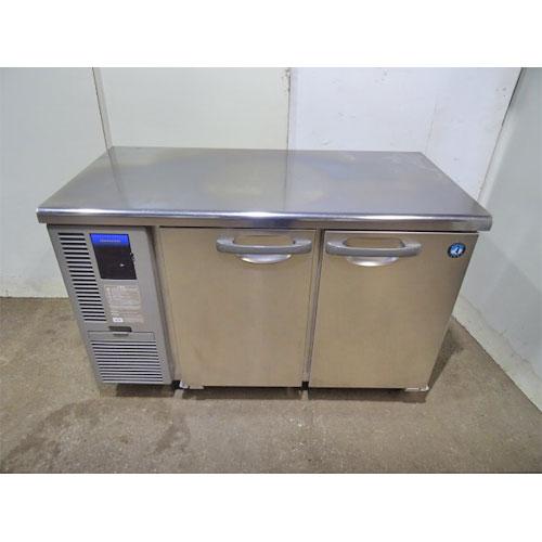 【中古】冷蔵コールドテーブル フクシマガリレイ(福島工業) RT-120MNF 幅1200×奥行600×高さ800 【送料別途見積】【業務用】