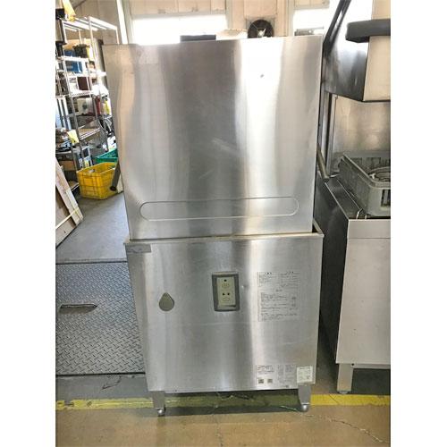 【中古】食器洗浄機 横河電子機器 E5-G08 幅650×奥行750×高さ1370 三相200V 【送料別途見積】【業務用】