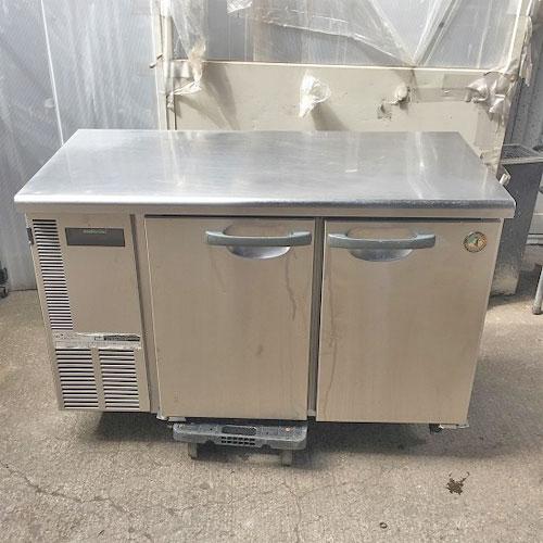 【中古】冷蔵コールドテーブル ホシザキ RT-120SNE-ML 幅1200×奥行600×高さ800 【送料別途見積】【業務用】
