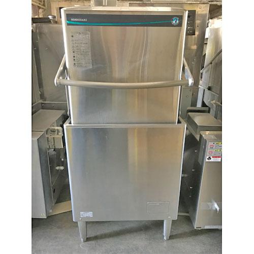 【中古】食器洗浄機 ホシザキ JWE-680UB 幅640×奥行655×高さ1432 三相200V 50Hz専用 【送料別途見積】【業務用】