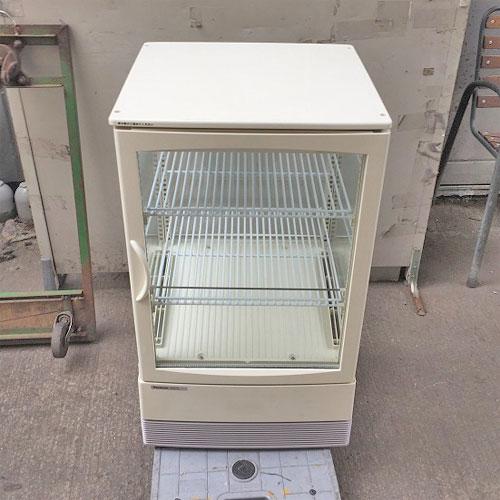 【中古】冷蔵ショーケース パナソニック(Panasonic) SMR-C65F 幅470×奥行463×高さ800 【送料別途見積】【業務用】