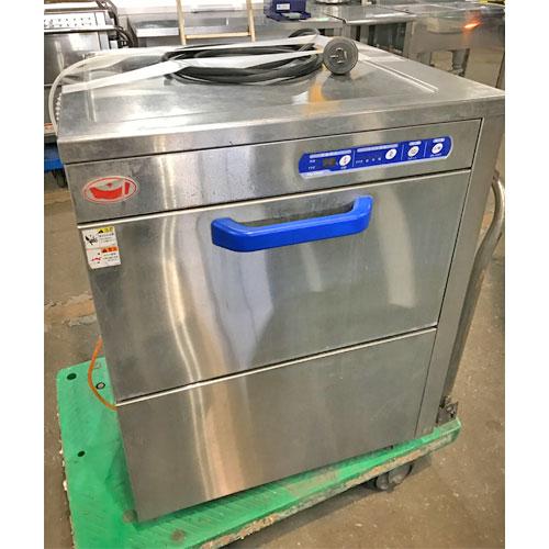 【中古】食器洗浄機 マルゼン MDKLTB6 幅650×奥行600×高さ800 三相200V 【送料別途見積】【業務用】