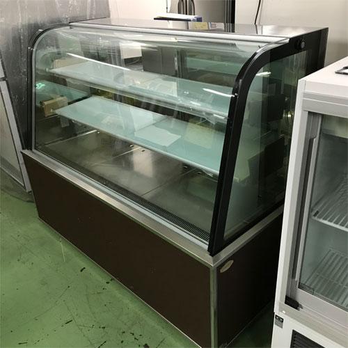 【中古】冷蔵ショーケース 三洋電機 SRM-HG52KNC 幅1490×奥行700×高さ1170 【送料無料】【業務用】