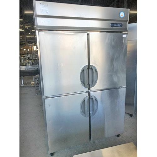 【中古】縦型冷凍冷蔵庫 フクシマガリレイ(福島工業) ARN-121PMD 幅1200×奥行650×高さ1950 三相200V 【送料別途見積】【業務用】