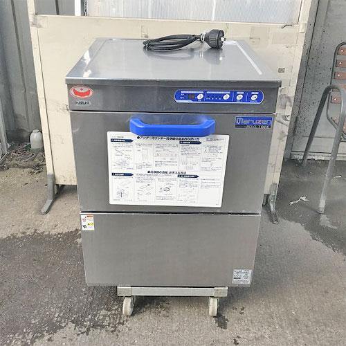【中古】食器洗浄機 マルゼン MDKLTB8E 幅600×奥行600×高さ835 三相200V 【送料別途見積】【業務用】
