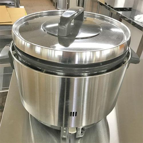【中古】ガス炊飯器 2升 パロマ PR-360SS 幅455×奥行381×高さ372 LPG(プロパンガス) 【送料無料】【業務用】