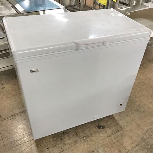 【中古】冷凍ストッカー ハイアール JF-NC205F-1 幅940×奥行565×高さ885 【送料無料】【業務用】