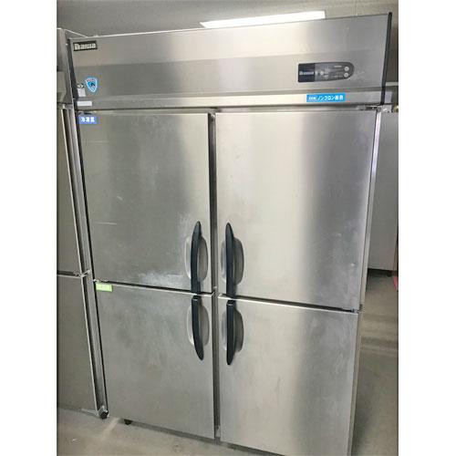 【中古】氷温冷凍冷蔵庫 大和冷機 483CS1 幅1200×奥行800×高さ1900 三相200V 【送料無料】【業務用】