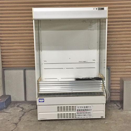 【中古】冷蔵多段オープンショーケース パナソニック(Panasonic) SAR-U490N 幅1200×奥行670×高さ1910 【送料別途見積】【業務用】
