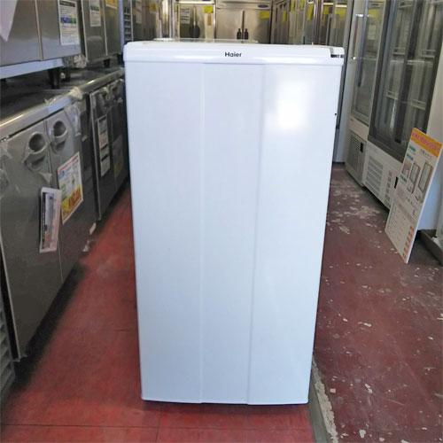 【中古】冷凍ストッカー ハイアール JF-NU100B 幅480×奥行555×高さ995 【送料別途見積】【業務用】